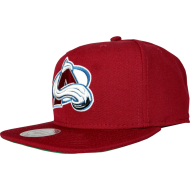 Colorado Avalanche Snapback wool solid | NHL | Mitchell...