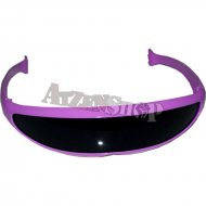 Cyclops Partybrille lila