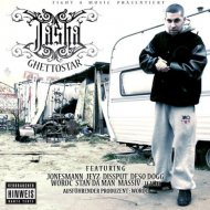 Jasha - Ghettostar (CD)