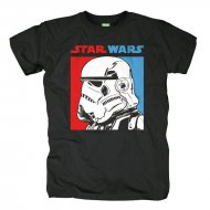 Star Wars - Two Tone Trooper T-Shirt schwarz