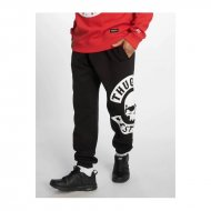 Thug Life B.Camo Sweatpants Black
