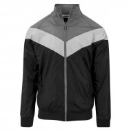 Urban Classic Arrow Trainingsjacke black/darkgrey/lightgrey