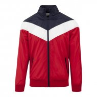 Urban Classic Arrow Trainingsjacke red/navy/white