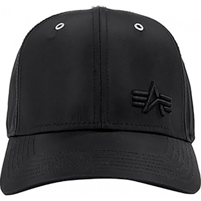 Alpha Industries Flight Cap Small Logo black