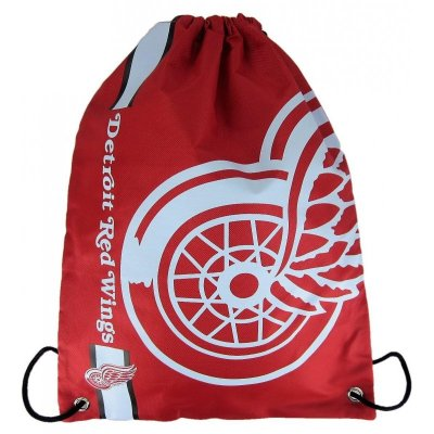 Forever Collectibles NHL Cropped Logo Gym Bag REDWINGS