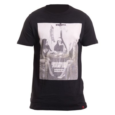 Maskulin T-Shirt My Sins (SALE)