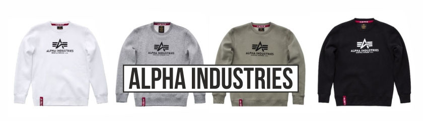 Alpha Industries Sweater